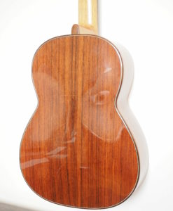 Greg Smallman classical guitar luthier lattice 2011