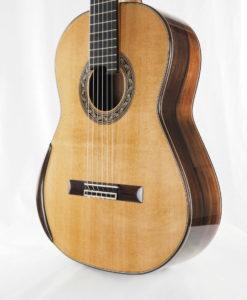 Luthier Charalampos Koumridis classical guitar No 104-02