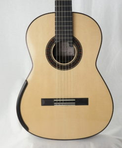 Martin Blackwell luthier classical guitar 19BLA166-02