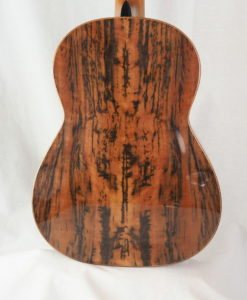 Guitarmaker John Price classical guitar No 382 19PRI382-05