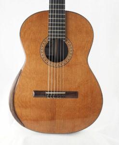Jan Schneider luthier classical guitar 19SCH483-07