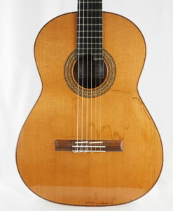 Guitarmaker John Price classical guitar No. 318 18PRI318-01