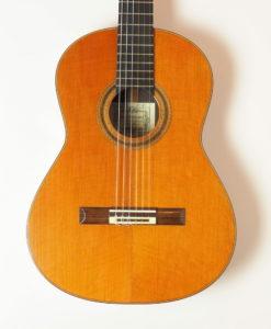 Classical guitar 1989 Luthier Daniel Friederich