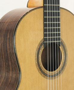 Michel Belair Luthier classical guitar 2019 19BEL019-02