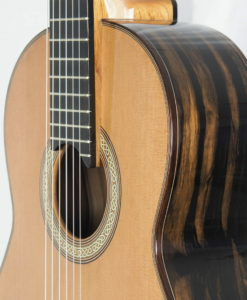 Michael O'Leary luthier classical guitar No 237 19OLE237-06