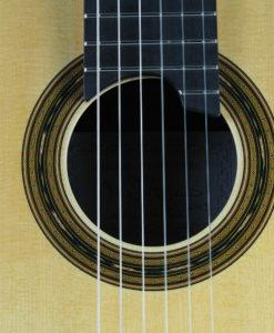 Gregory Byers classical guitar luthier lattice épicéa