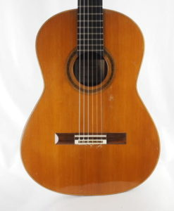 Luthier Daniel Friederich classical guitar No 493-01