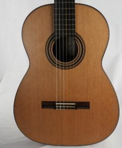 Gnatek Zbigniew classical guitar lattice luthier guitarmaker 17GNA017-12