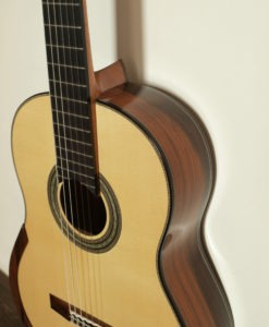 classical concert guitar of the luthier Stanislaw Partyka 15PAR004 -01