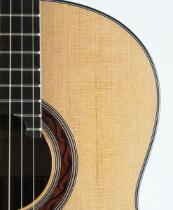 Luthier Kim Lissarrague No 306 lattice classical guitar - 02